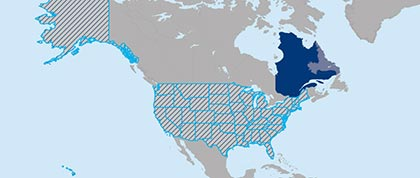 Territory of United-States.