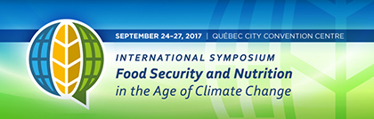 International Symposium on Food Security and Nutrition in the Age of Climate Change