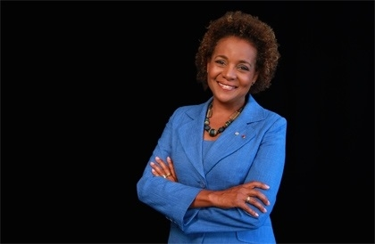 Mrs Michaëlle Jean