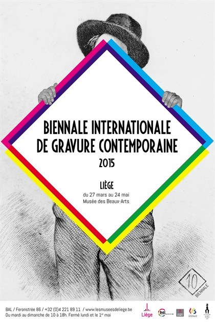 Biennale internationale de Gravure contemporaine